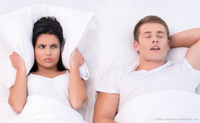 Schlafzahnmedizin: Schnarcherschienen gegen Schnarchen und Schlafapnoe